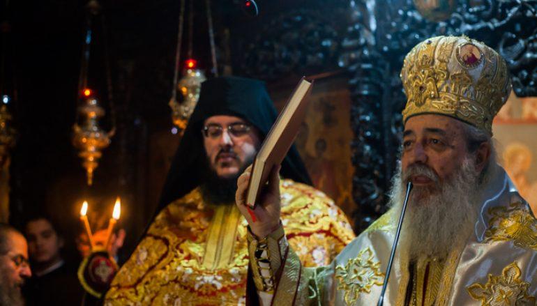 Χειροτονία Πρεσβυτέρου στην Ιερά Μονή Αγάθωνος (ΦΩΤΟ)