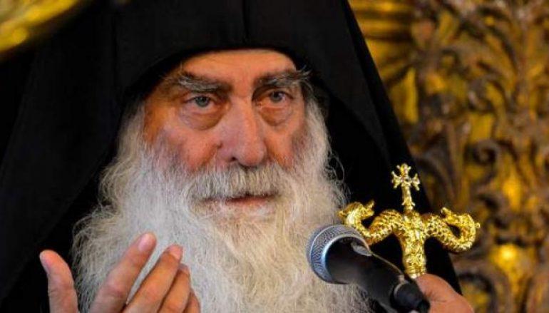 Σιατίστης: «Έγινε απόπειρα να μπει στην Ιεραρχία της Εκκλησίας άνθρωπος των Σκοπίων»