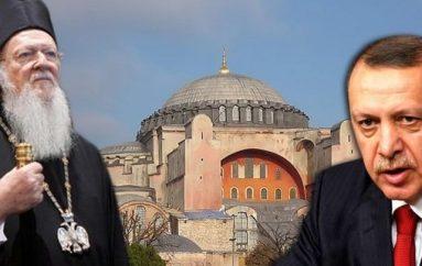 Οικ. Πατριάρχης σε Ερντογάν: «Εύχομαι επιτυχία στη στρατιωτική επιχείρηση στη Συρία»