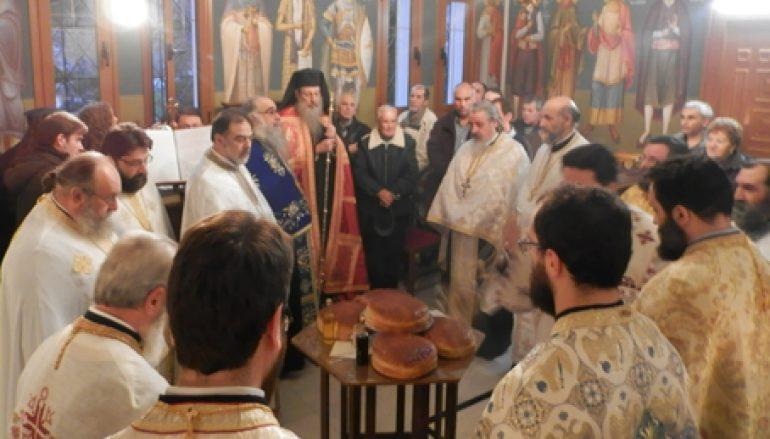 Η Λέσβος πανηγύρισε την Αγ. Θωμαΐδα Προστάτιδα της Συζυγίας  (ΦΩΤΟ)