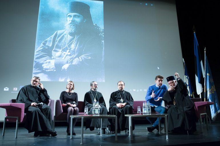Επιστημονικό Συνέδριο για τον Αγ. Πλάτωνα στην Εκκλησία της Εσθονίας (ΦΩΤΟ)