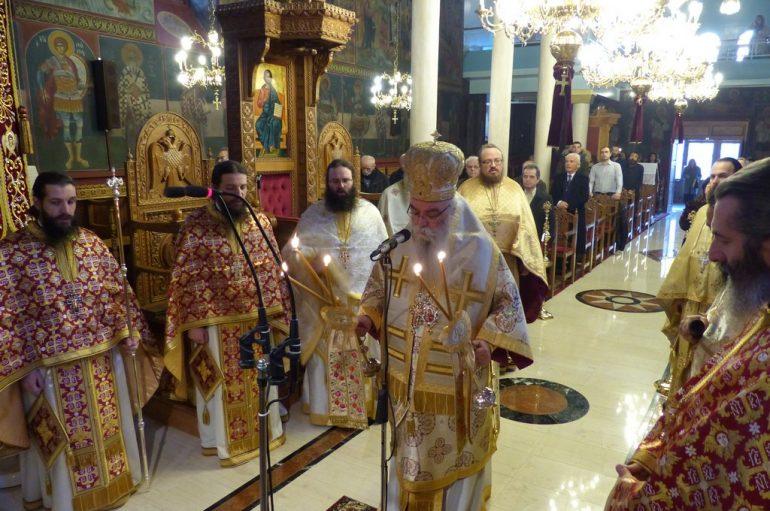 Τον Άγιο Αθανάσιο εόρτασε η Ιερά Μητρόπολη Καστορίας (ΦΩΤΟ)
