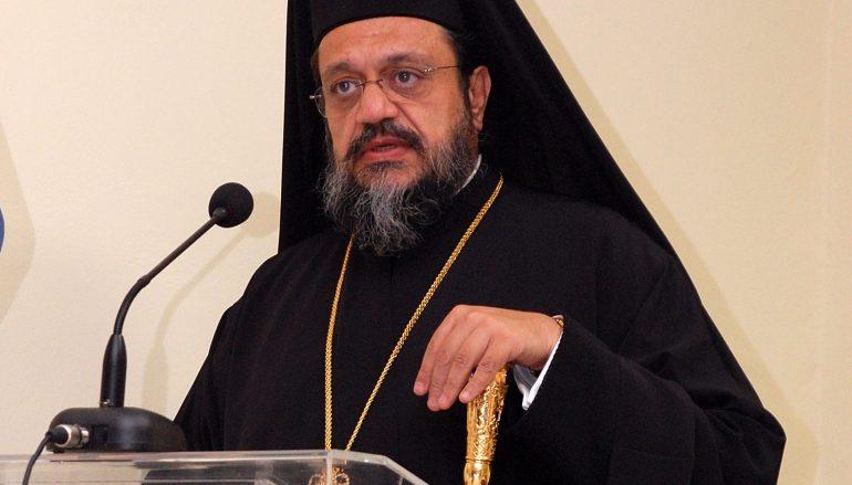 """Μεσσηνίας: """"Η Εκκλησία δεν γίνεται θεραπαινίδα των συλλαλητηρίων"""" (ΒΙΝΤΕΟ)"""