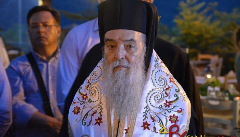 """Γόρτυνος Ιερεμίας: """"Όλοι στο συλλαλητήριο των Αθηνών Χριστιανοί μου!"""""""