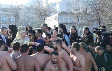 O εορτασμός των Αγίων Θεοφανείων στο Οικουμενικό Πατριαρχείο (ΦΩΤΟ)
