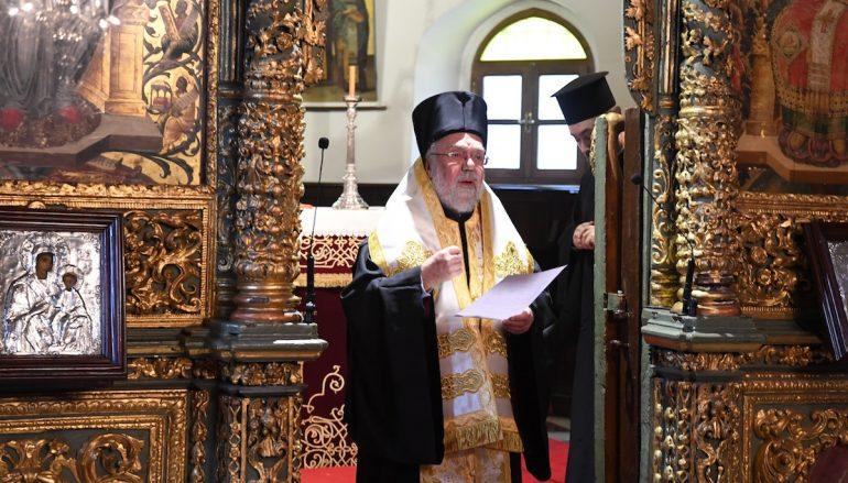 Τα Μηνύματα των νεοεκλεγέντων Μητροπολίτη Βρυούλων και Επισκόπου Αραβισσού