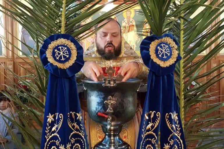 Θεοφάνεια στο 11ο ΣΠ – Στρατόπεδο «Θεόδωρος Κολοκοτρώνης» (ΦΩΤΟ)