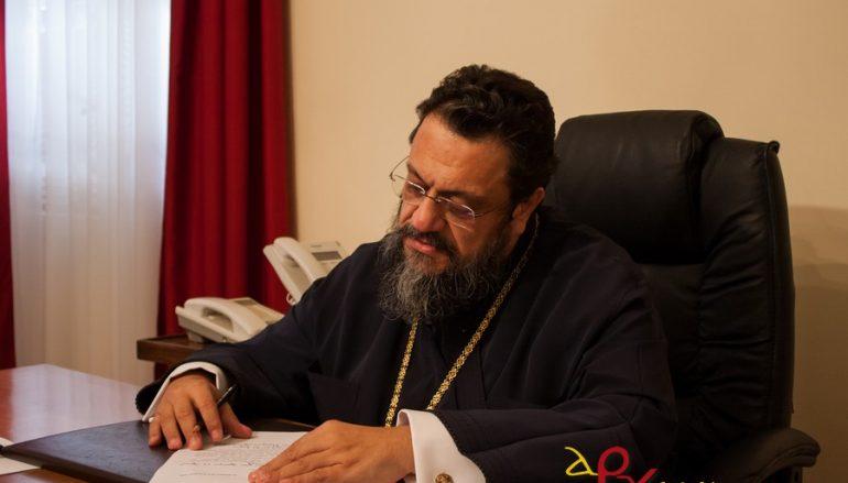 """Μεσσηνίας: """"Τι γυρεύει η Εκκλησία στο θολό «παζάρι» των συλλαλητηρίων…;"""""""