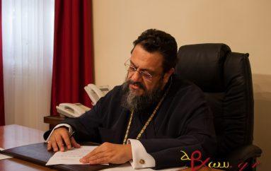 """Μεσσηνίας Χρυσόστομος: """"Δικαίως η Εκκλησία τοποθετείτε για το Σκοπιανό"""""""