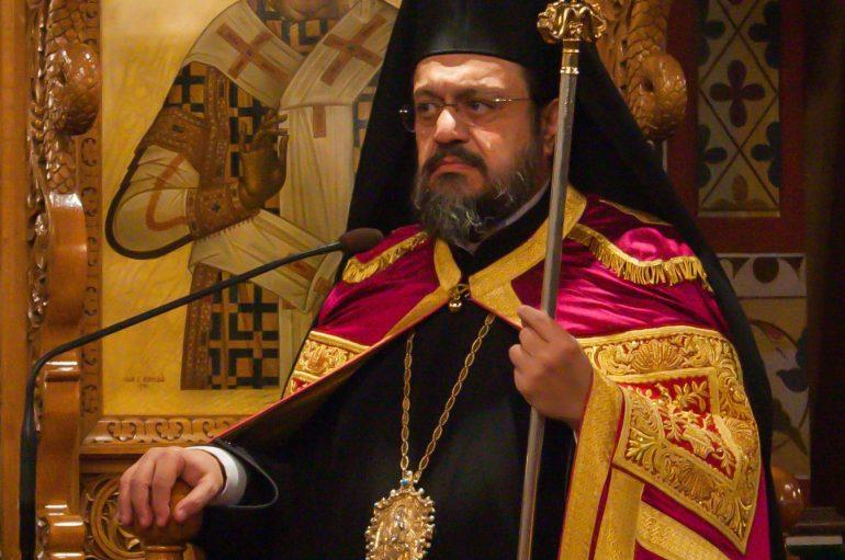 """Μεσσηνίας: """"Η Εκκλησίαέχει δικαίωμα να ομιλεί και να τοποθετείται» (ΒΙΝΤΕΟ)"""