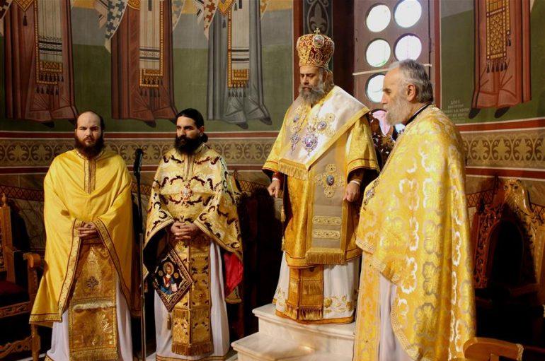 Η πρώτη του νέου πολιτειακού έτους στην εν Θεσσαλιώτιδι Εκκλησία (ΦΩΤΟ)