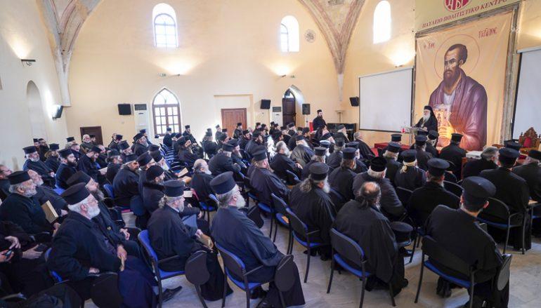 Ψήφισμα κληρικών της Ι. Μ. Βεροίας για το θέμα του ονόματος των Σκοπίων