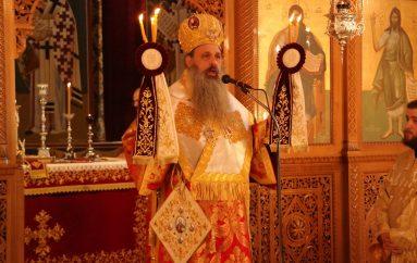 Η εορτή του Αγίου Βασιλείου στην Ι. Μητρόπολη Σταγών (ΦΩΤΟ)