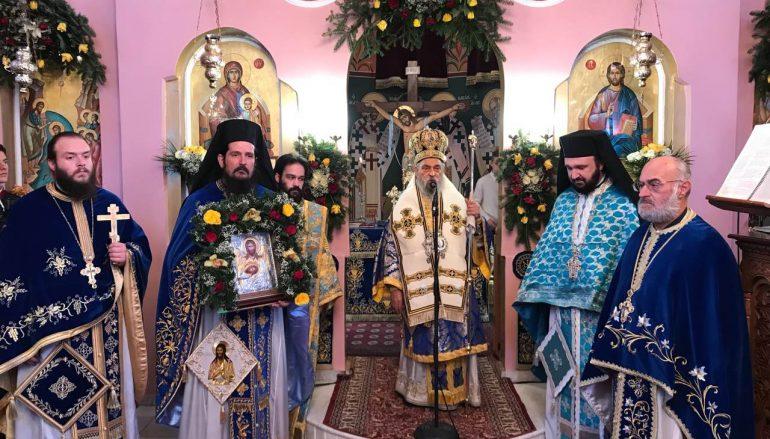 Η εορτή Συνάξεως του Τιμίου Προδρόμου στον Τύρναβο (ΦΩΤΟ)