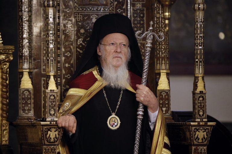 Ο Οικ. Πατριάρχης για την επανεμφάνιση νεοναζιστικών κινημάτων