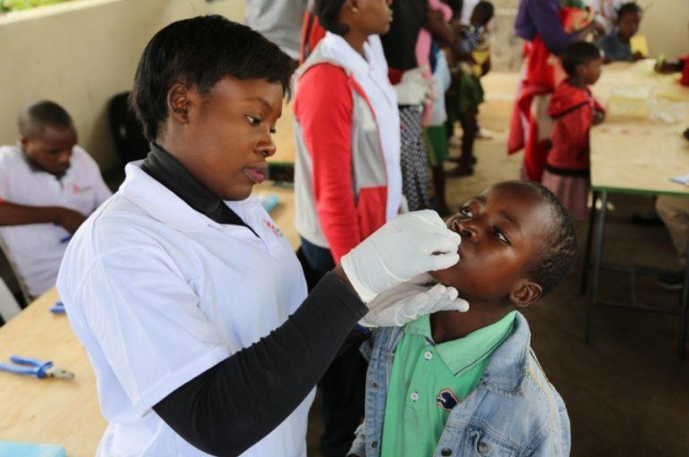 Παράκληση της Ι. Μ. Ζάμπιας για την επιδημία της χολέρας