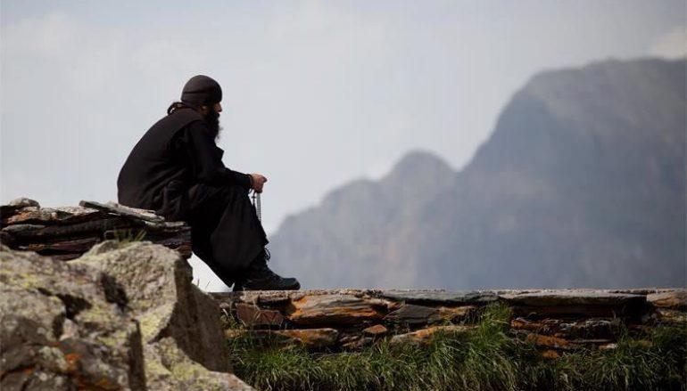 «Πνευματικές αναζητήσεις» του  Καθηγουμένου της Ι. Μονής Εσφιμένου