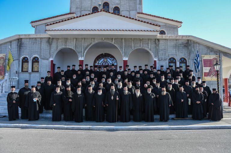 Πρώτη Ιερατική Σύναξη της Ι. Μητροπόλεως Κίτρους για τη νέα χρονιά