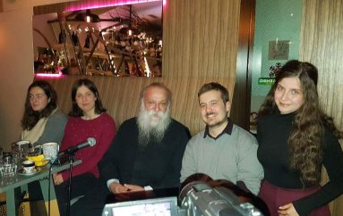 Ο Μητροπολίτης Γρεβενών για καφέ με φοιτητές στα Γρεβενά (ΦΩΤΟ)