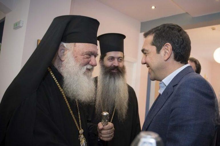 Επιστολή Αρχιεπισκόπου στον Πρωθυπουργό για το όνομα των Σκοπίων