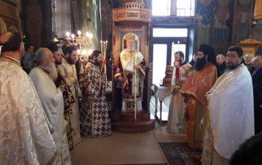 Η εορτή του Αγίου Τρύφωνος στην Ι. Μητρόπολη Χαλκίδος (ΦΩΤΟ)