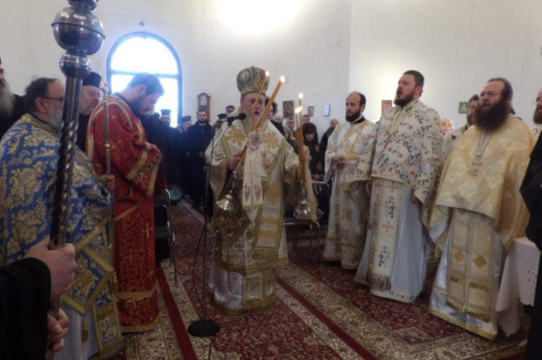 Εορτάθηκε η μνήμη των Αγίων Ακύλα και Πρισκίλλης στην Ι. Μ. Κορίνθου (ΦΩΤΟ)