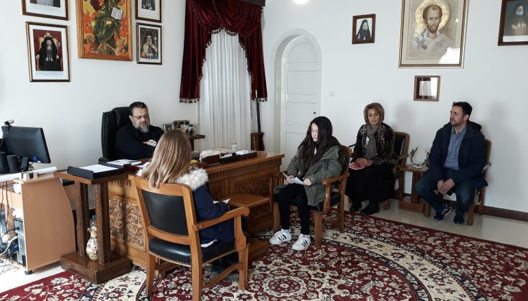 Μια Διαφορετική Συνέντευξη του Μητροπολίτη Μεσσηνίας (ΦΩΤΟ)