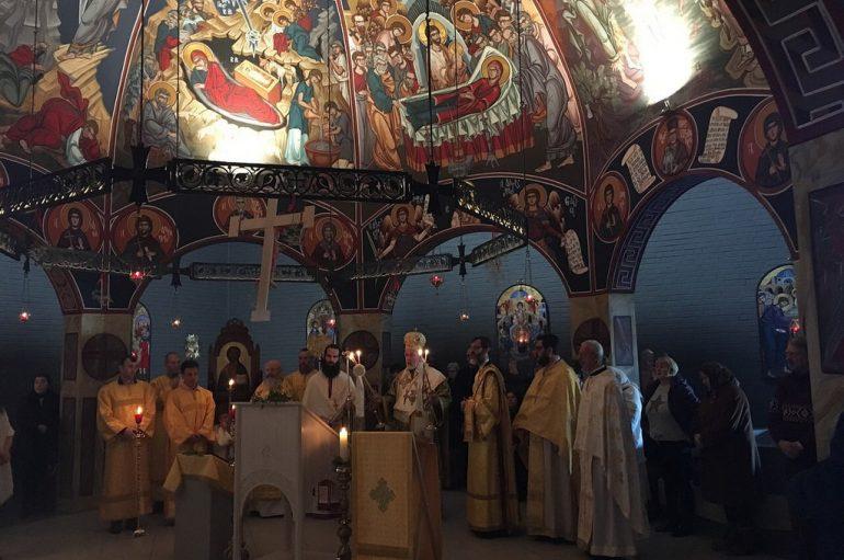 Η μνήμη του Αγίου Αμάντου στο Βέλγιο (ΦΩΤΟ)