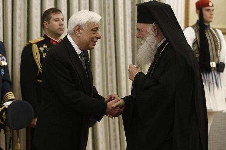 Τον Πρόεδρο της Δημοκρατίας θα τιμήσει η Εκκλησία της Ελλάδος