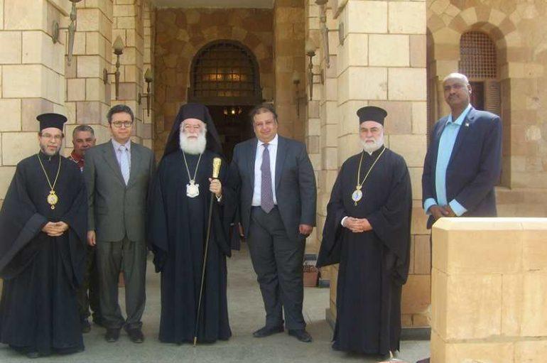 Δεύτερη μέρα επίσκεψης του Αλεξανδρινού Προκαθημένου στο Σουδάν (ΦΩΤΟ)