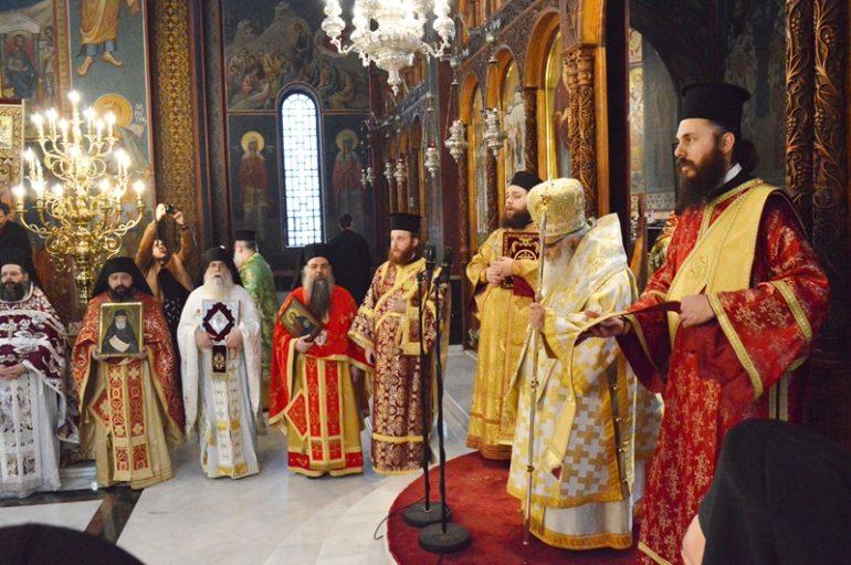 Η εορτή της Ορθοδοξίας στην Ι. Μητρόπολη Εδέσσης (ΦΩΤΟ)