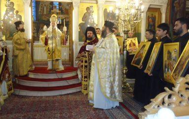 Κυριακή της Ορθοδοξίας στον Άγιο Νικόλαο Καλλιθέας (ΦΩΤΟ)