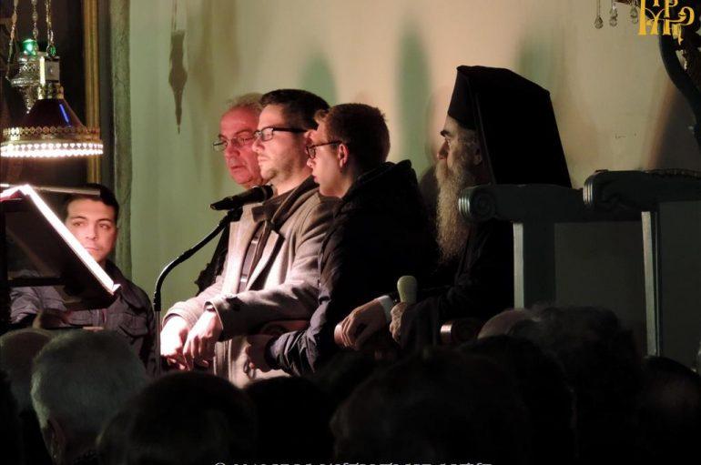 Μέγα Απόδειπνο στην Ιερά Μητρόπολη Άρτης (ΦΩΤΟ)