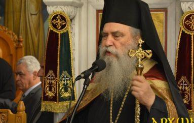 """Σπάρτης: """"Η Μακεδονία είναι μία, ελληνική και ορθόδοξη χριστιανική"""""""