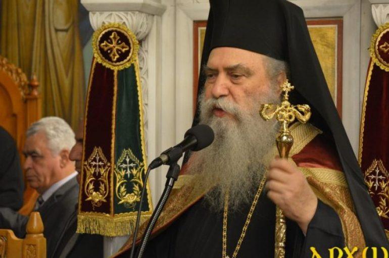 Σπάρτης: «Η Μακεδονία είναι μία, ελληνική και ορθόδοξη χριστιανική»