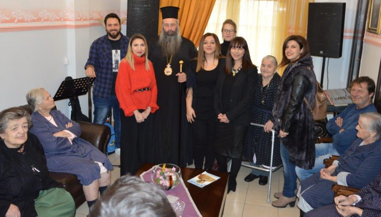 Εγκαινιάστηκε το «Ράφι της Αγάπης» στο Εκκλησιαστικό Γηροκομείο της Ι. Μ. Κίτρους