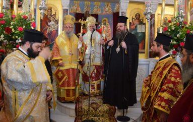 Τα Μέγαρα εόρτασαν τους Αγίους Τέσσερις Μάρτυρες (ΦΩΤΟ)