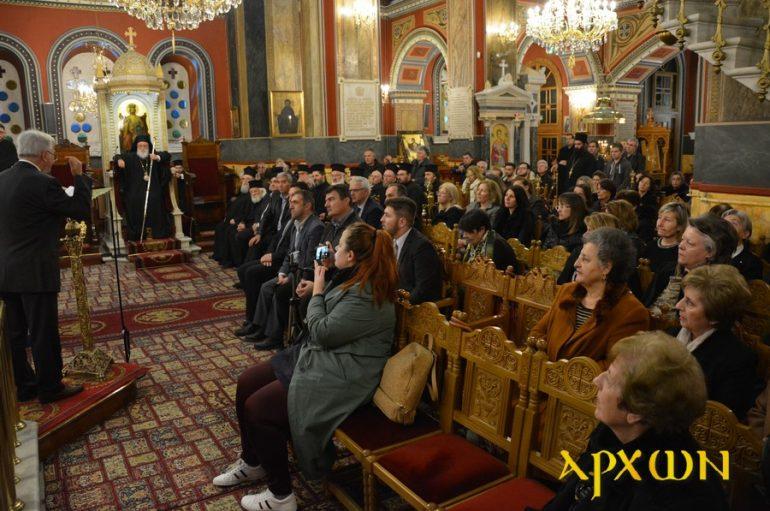 Εκδήλωση για τον Θεόδωρο Κολοκοτρώνη από την Ι. Μ. Μαντινείας (ΦΩΤΟ)