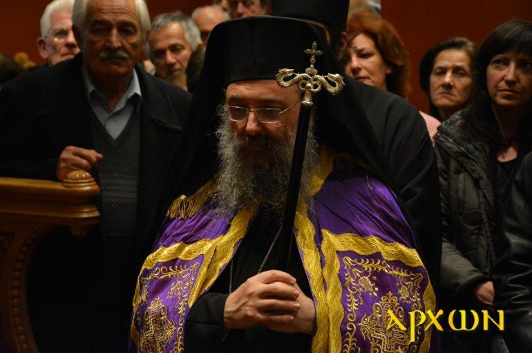 Πατρών Χρυσόστομος: «Το Γένος των Ελλήνων πορεύεται με την Ορθοδοξία» (ΦΩΤΟ)