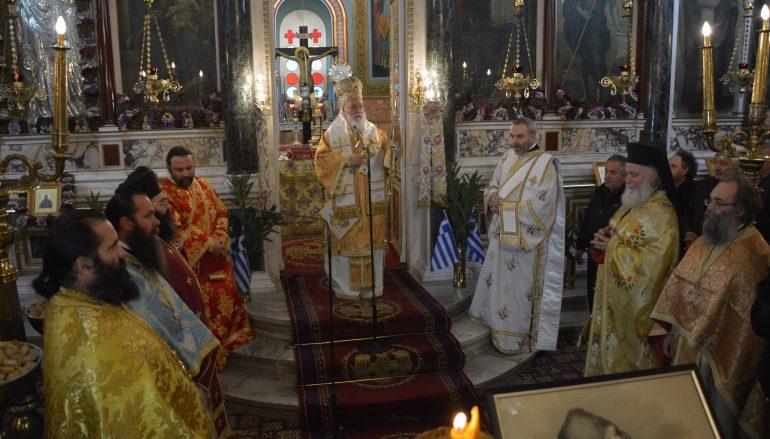 Αρχιερατικό Μνημόσυνο για τον Θεόδωρο Κολοκοτρώνη στην Τρίπολη (ΦΩΤΟ)