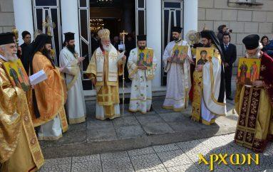 Λαμπρός ο εορτασμός της Ορθοδοξίας στην Τρίπολη (ΦΩΤΟ)