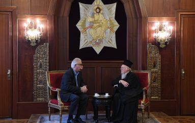 Επίσκεψη του Υπουργού Παιδείας Γαβρόγλου στο Οικουμενικό Πατριαρχείο