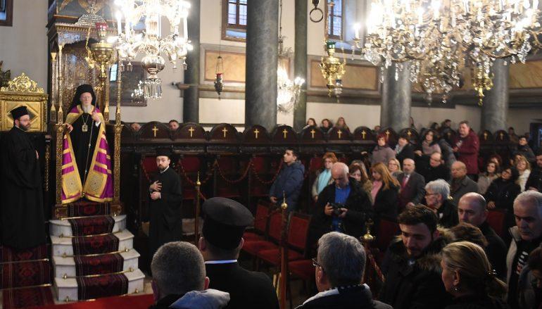 Οικ. Πατριάρχης: «Οι Μακεδόνες γνωρίζετε τι προσέφερε η Εκκλησία της Κων/πόλεως»