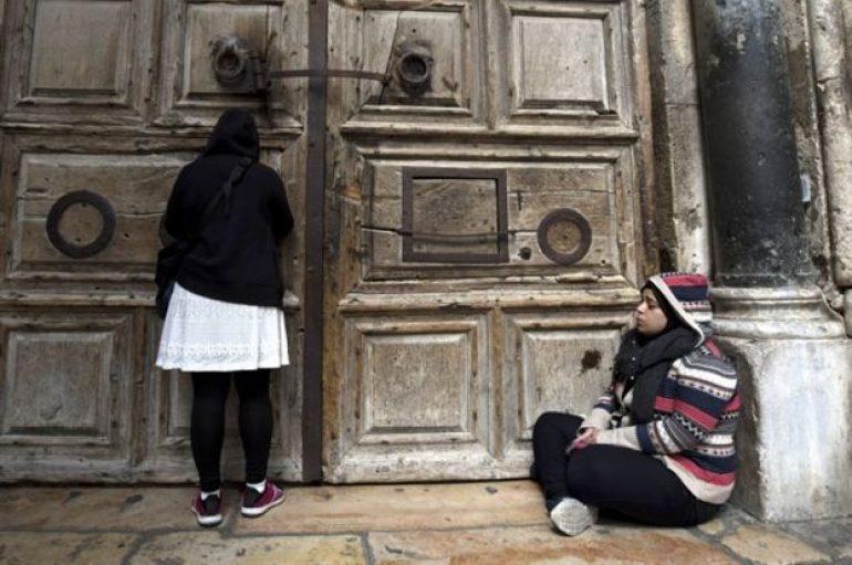 Ισραήλ: Αναστολή των μέτρων που «έκλεισαν» το Ναό της Αναστάσεως