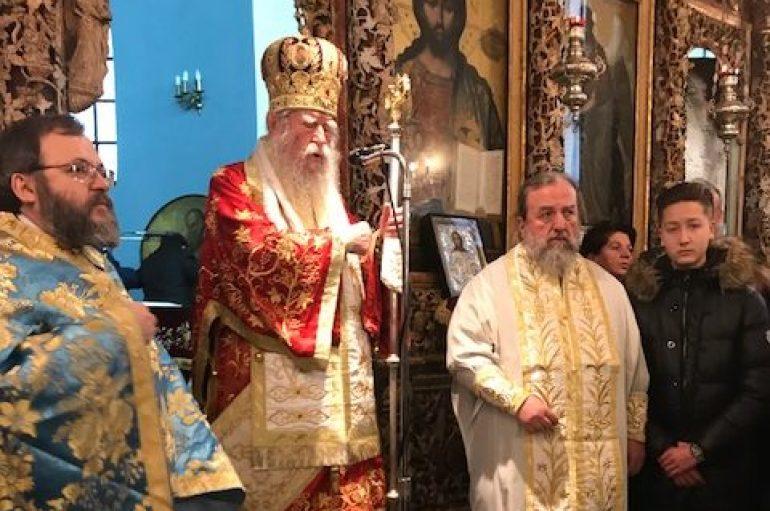 Η Ηλειακή Πρωτεύουσα εόρτασε τον Πολιούχο της Άγιο Χαράλαμπο (ΦΩΤΟ)