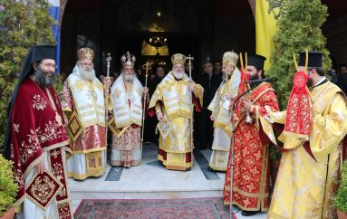 Η Ορεστιάδα τίμησε τους πολιούχους της Αγίους Θεοδώρους (ΦΩΤΟ)