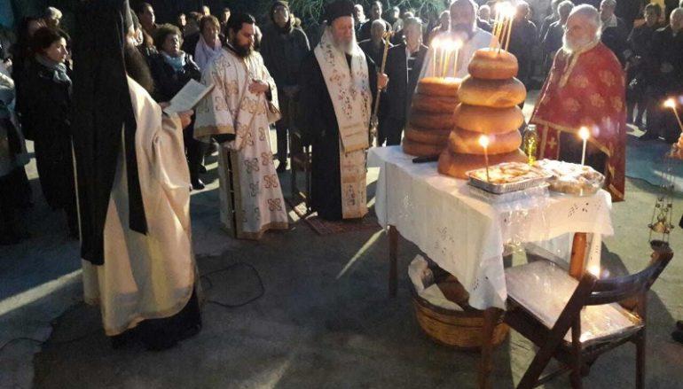 Η εορτή της Υπαπαντής του Χριστού στην Ι. Μ. Χαλκίδος (ΦΩΤΟ)
