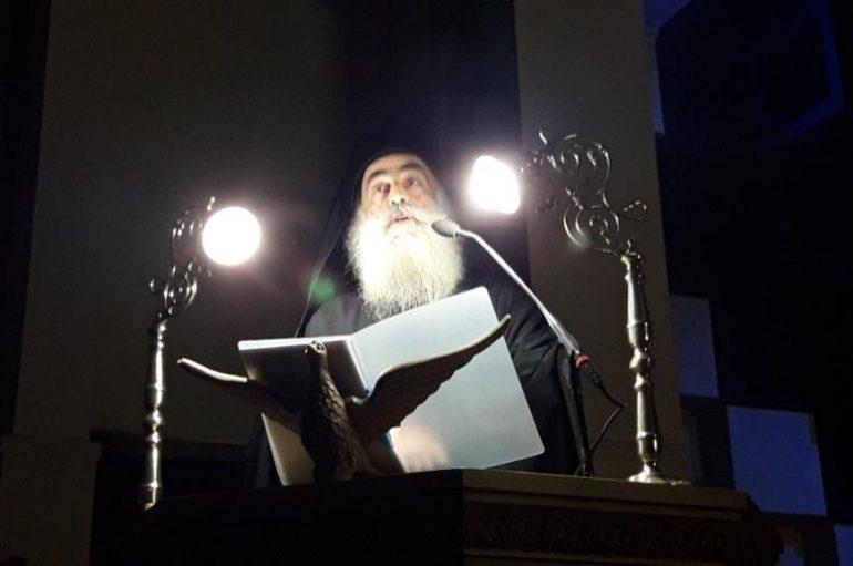 """Μάξιμος Ιβηρίτης: «Η Ελλάδα είναι """"οικόπεδο"""" του Θεού!» (ΦΩΤΟ)"""