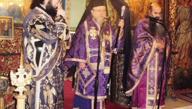 Η εορτή του Αγίου Γεωργίου επισκόπου Αμάστριδος στην Βόνιτσα  (ΦΩΤΟ)