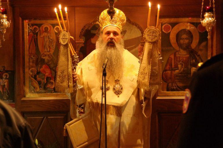 Η εορτή της Αγίας Φιλοθέης στην Ι. Μονή Ρουσσάνου Μετεώρων (ΦΩΤΟ)